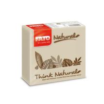 FATO DRINK Natural újrahasznosított lebomló koktélszalvéta