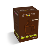 Forró csoki - Fehércsoki / Hot Chocolate - 10db/doboz