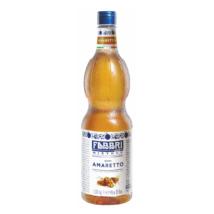 Fabbri Gluténmentes Amaretto Szirup 1L / Amaretto syrup 1000ml