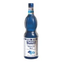 Fabbri Gluténmentes Tropical Blue Szirup 1L / Tropical Blue syrup 1000ml
