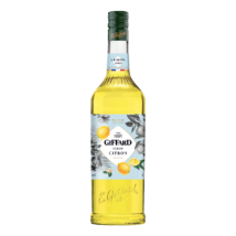 GIFFARD Citrom Szirup 1L / Lemon syrup 1000ml