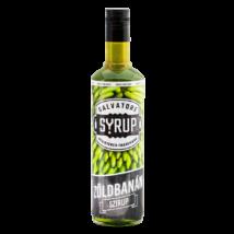 Zöldbanán szirup 0,7 l - Salvatore Syrup