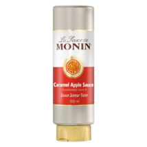 MONIN Almás karamell (Caramel apple) szósz - 0,5 L