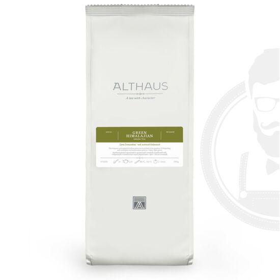 Green Himalajian 250g Althaus Zöld szálas Tea
